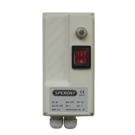 SPERONI HP300 70mf 18A  пульт управления