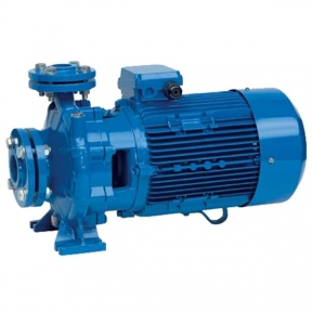 Промышленный центробежный моноблочный насос SPERONI CSM 40-160B